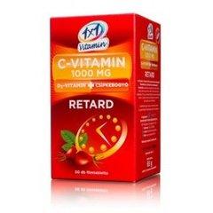 1x1 Vitaday C-vitamin 1000mg + D3 + csipkebogyó tabletta