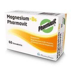 Magnesium B6 Pharmavit filmtabletta - Lejárat közeli