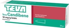 Candibene Teva 10 mg/g krém