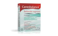 Canesbalance bakteriális vaginózis hüvelygél