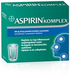 Aspirin komplex granulátum
