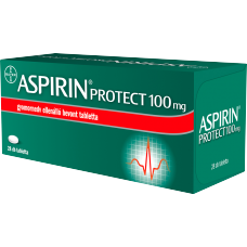 Aspirin Protect 100mg Tabletta