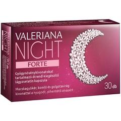 Valeriana Night Forte kapszula