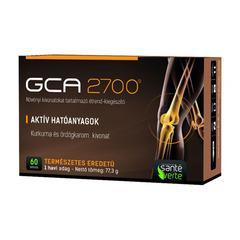 GCA 2700 Kapszula