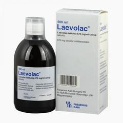 Laevolac-laktulóz 670 mg/ml szirup