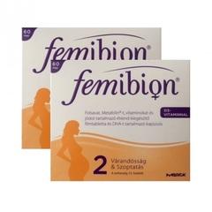 Femibion 2 (120 napi adag) (Femibion 400) 7799Ft/db