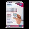 VEROVAL Mobil EKG-készülék és vérnyomásmérő 2in1