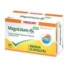 Walmark Bioperine Magnézium + B6 Aktív